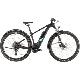 Cube Access Hybrid Pro 500 Allroad Mujer, black'n'mint